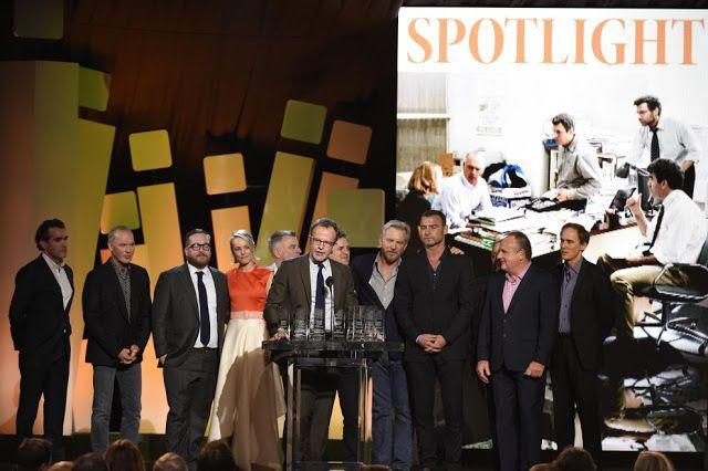 Il cinefilo cosmopolita: Spotlight, Revenant e Mad Max: Fury Road, sono tre...