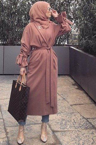 Chic Hijab Looks