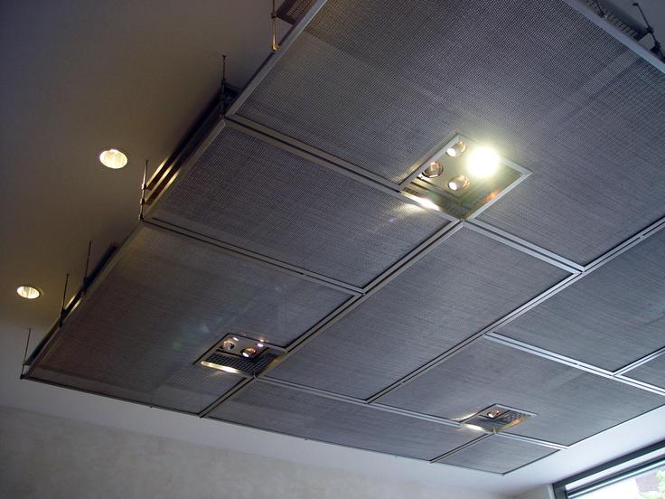 Best 25+ Metal ceiling ideas on Pinterest | Wood barn door, Pallet ...