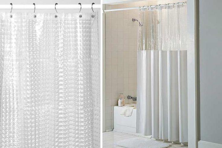 M s de 1000 ideas sobre cortinas de ba o en pinterest - Cortina para ventana de bano ...