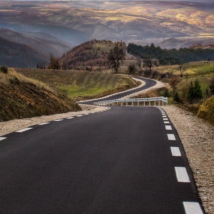 500px / Road to somewhere by Robertino Kotev - rokoko