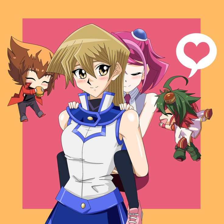 .: YGO Crossover : Cowgirls :. by Sincity2100 on