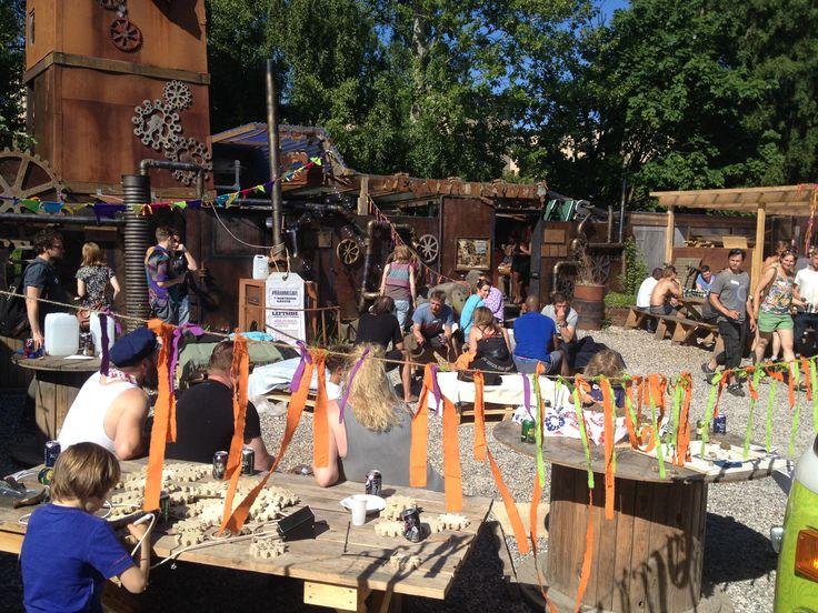 Workshop Leftside Festival 2014