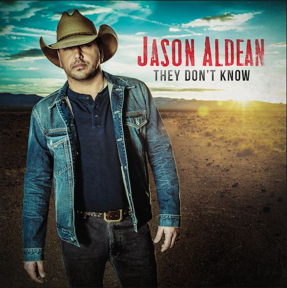 Jason Aldean  They Don't Know this will be Jason Aldean's 7th studio album.  9th of September is the release date Country Music News  www,workingbull.com.au