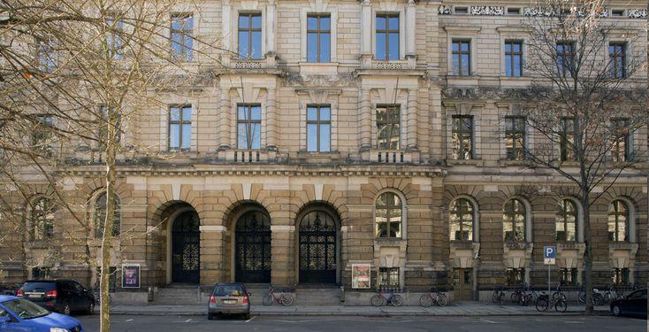 """Hochschule für Musik und Theater """"Felix Mendelssohn Bartholdy"""" Leipzig - Leipzig - Sachsen"""