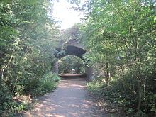 The Parkland Walk is the countryside in the centre of London and still hardly anyone knows about it