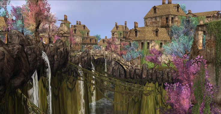 Dawns Promise - Fantasy Faire 4   by JohnPearl