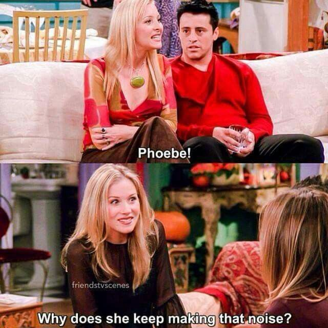 Why does chandler keep dating the annoying girl