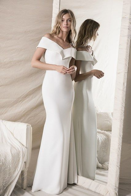 New Chic White Dresses For A Registry Office Wedding Town Hall Wedding Outfits BridesMagazine