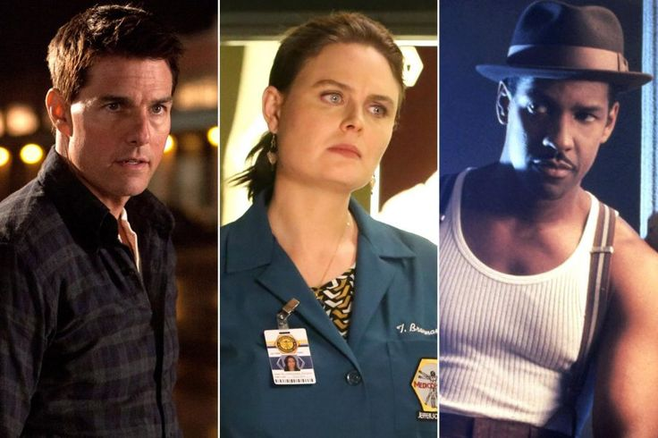What's In A Name? This Is How Famous Characters Like Jack Reacher, Temperance Brennan, And More Got Their Names