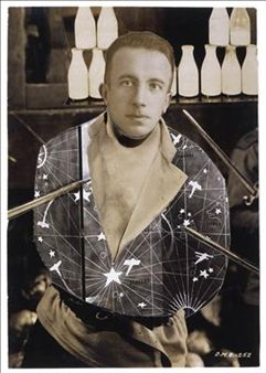 Portrait of Paul Eluard By André Breton ,1930