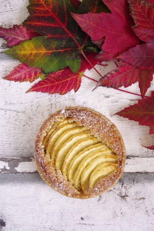Cinnamon apple tart | I Love Cakes