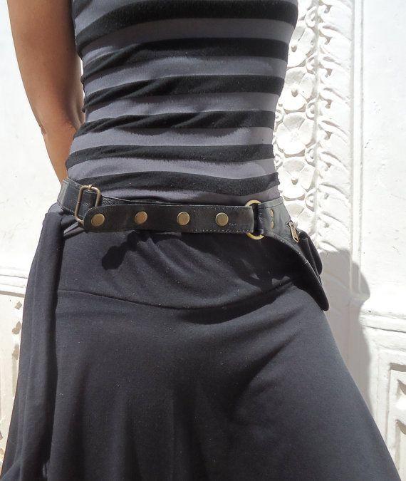 Gordel in zwart  HB11N van de zak van de Utility door leilamos