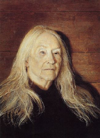 Andrew Wyeth - That's Christina #painting