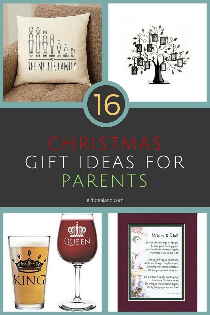 16 Great Christmas Gift Ideas For Parents They Will Love ...