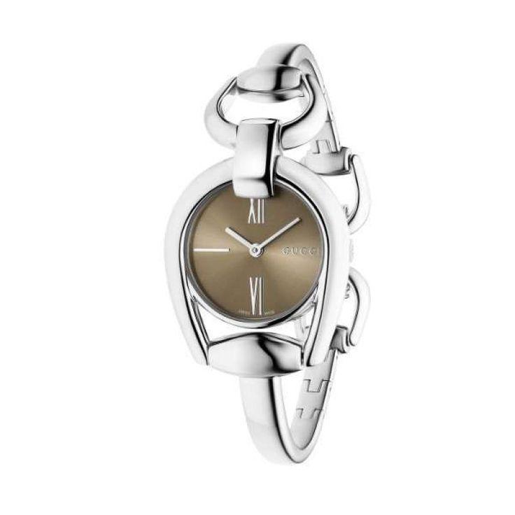 Reloj gucci horsebit pequeño  ya139501