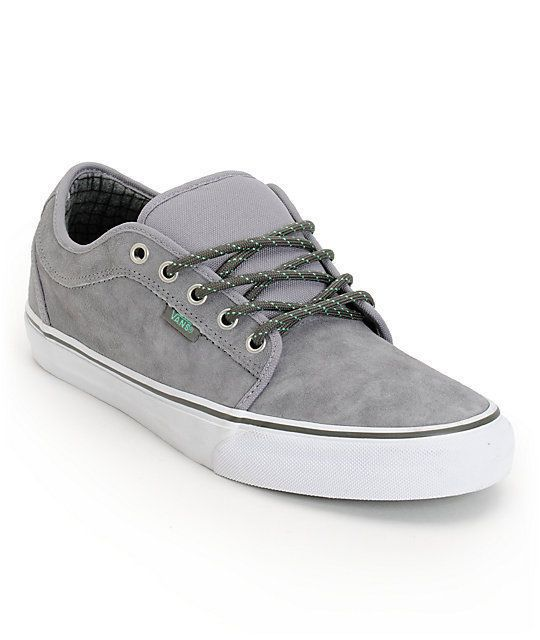 0976030e47 VANS CHUKKA LOW (HIKER) SHOES (GREY MINT) (MEN 13.0) BRAND NEW IN BOX!   fashion  clothing  shoes  accessories  mensshoes  athleticshoes (ebay link)