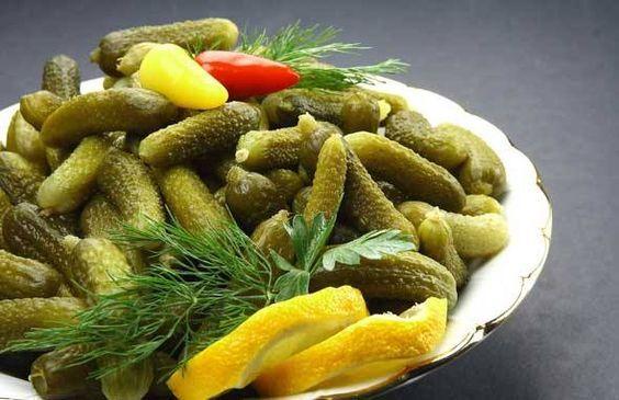 Salatalık Turşusu Yapımı   Yemek Tarifleri Sitesi - Oktay Usta - Harika ve Nefis Yemek Tarifleri