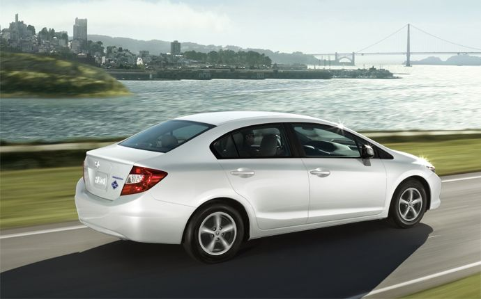 Will the only NatGas car in the US, will Honda have the last laugh?