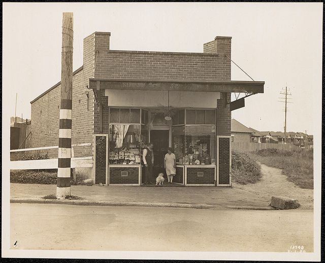 Tobacconist's Store resumed from A Gatwood Parramatta Rd Drummoyne  Dated: 3/01/1930