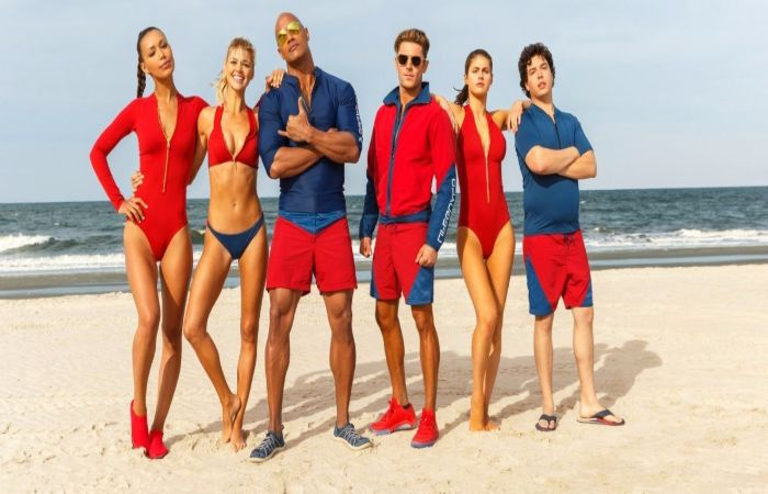 Baywatch Trailer 2 Features More F Bombs, Sexy #Priyanka & Zac Efron