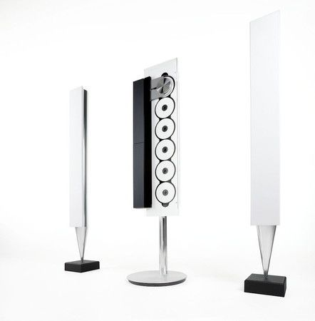Bang & Olufsen  BeoSound 9000 White Model (Limited Edition)