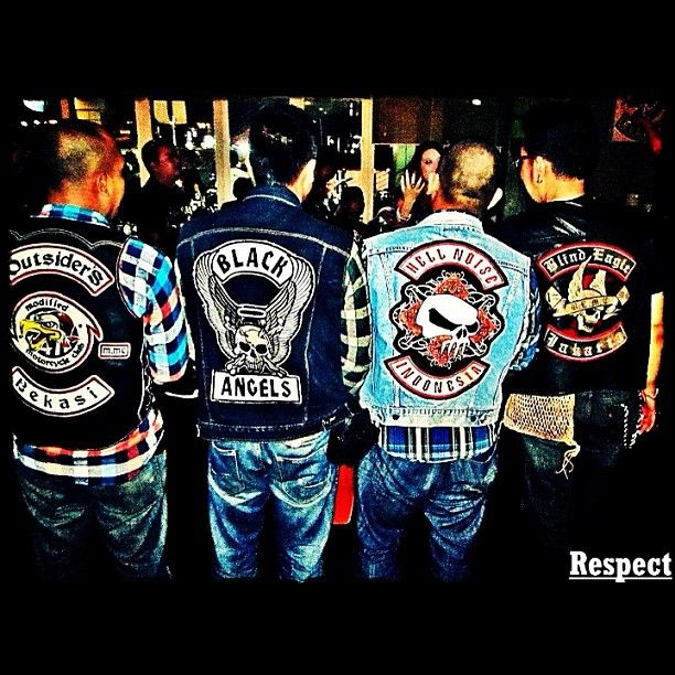 Outlaw Bikers In Michigan – Jerusalem House