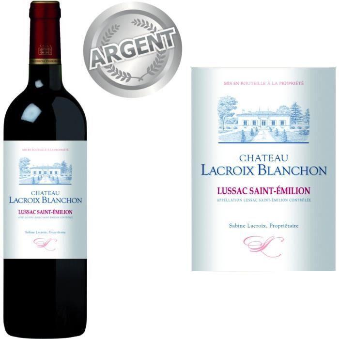 Château Lacroix Blanchon  2011