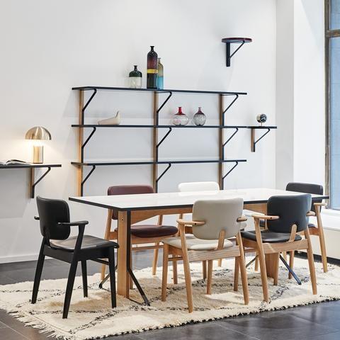 HAUS - Kaari Shelf by Rowan and Erwan Bouroullec