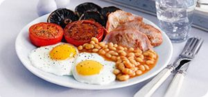 Full English Breakfast - Syn Free!