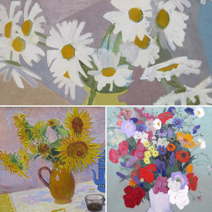 Inspired by the Chelsea Flower Show? Here's a glimpse of a few of our favourite floral paintings...