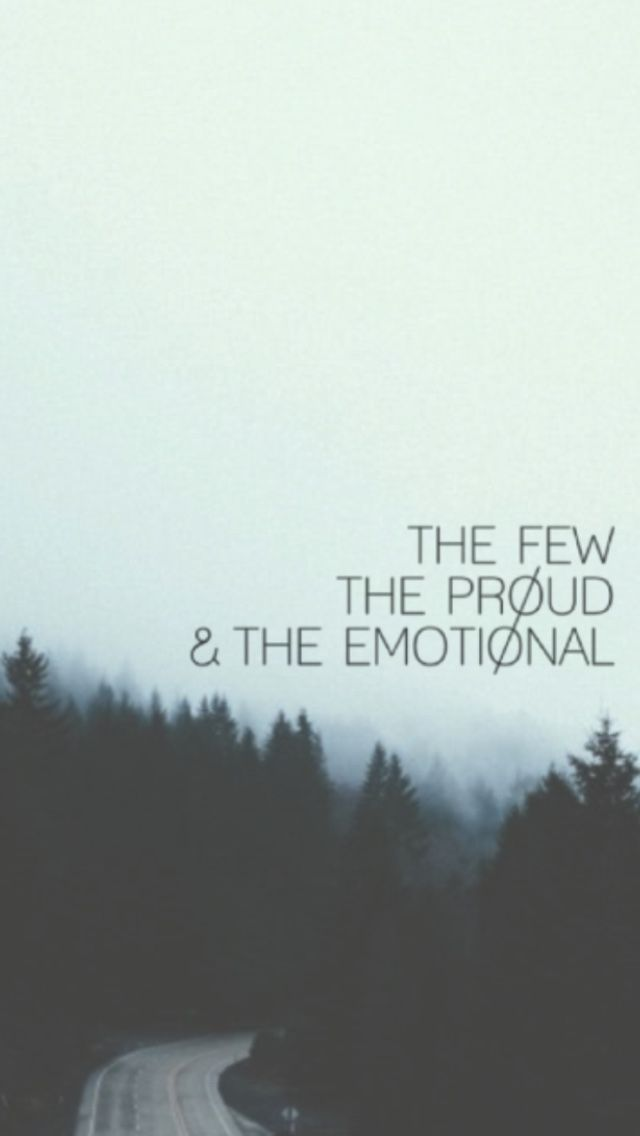 the few the proud and the emotional - Google Search