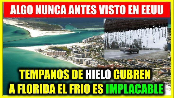 ATENCION! LLEGA LA TORMENTA DE FRÍO A FLORIDA Noticias de Ultima Hora EEUU hoy #5enero #tormenta
