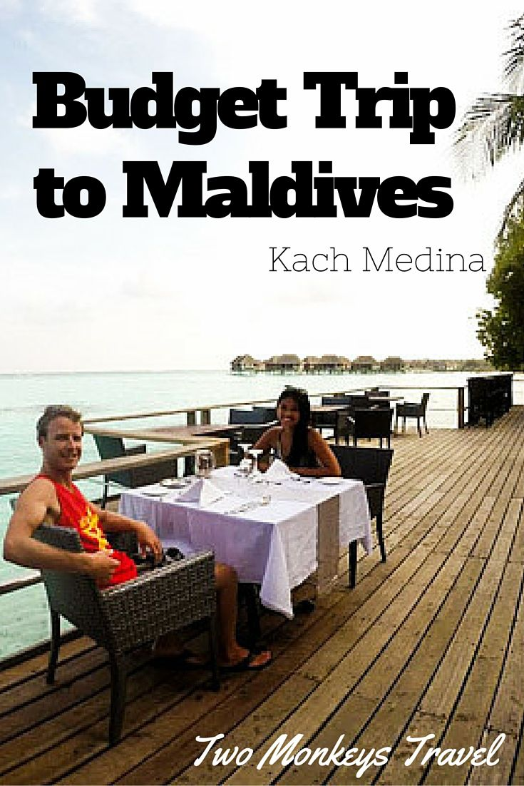 Budget Trip to Maldives