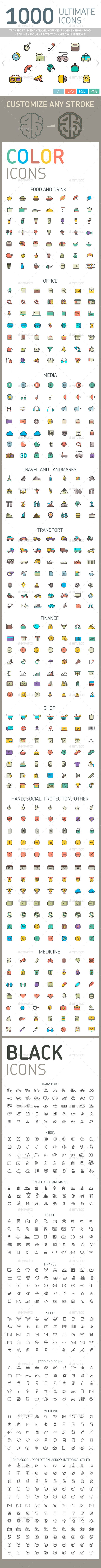 1000 Ultimate line icons. Download here: http://graphicriver.net/item/1000-ultimate-line-icons/14882899?ref=ksioks