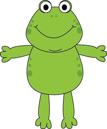 Cute and fun frog.