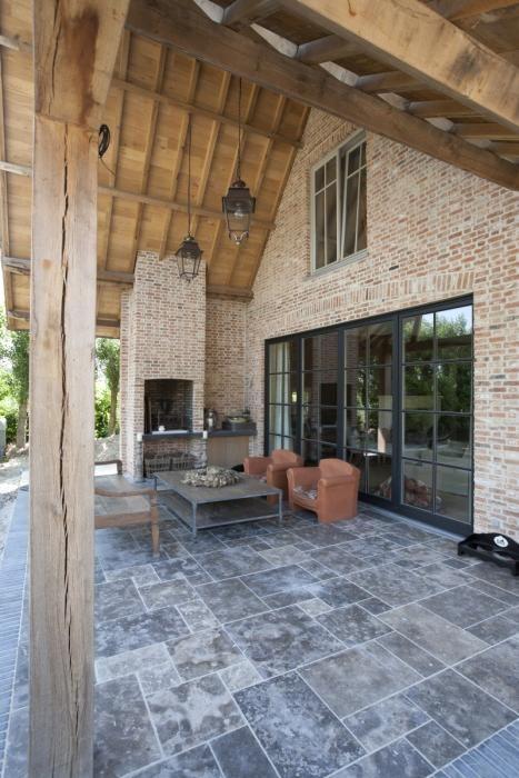 271 best images about idee n voor het huis on pinterest for Huis voor na exterieur renovaties