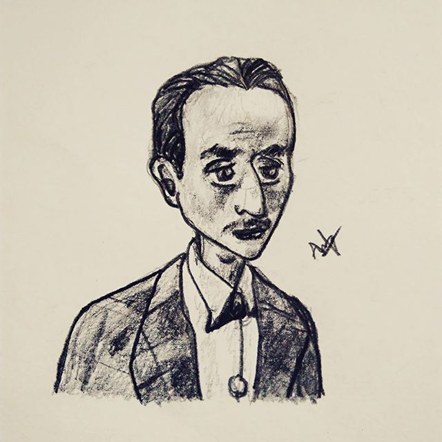 Here's Mr. Fredo Corleone! By aulrad  #art #draw #pencil #thegodfather #gangster #corleone #fredo #mariopuzo #godfather
