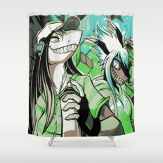 All 56 Shower Curtain