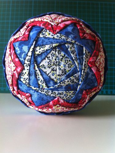 Quilted Christmas Ornaments | by jeffvin_kent