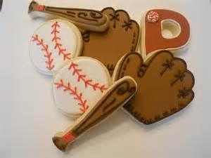 baseball glove cookies - Bing Images