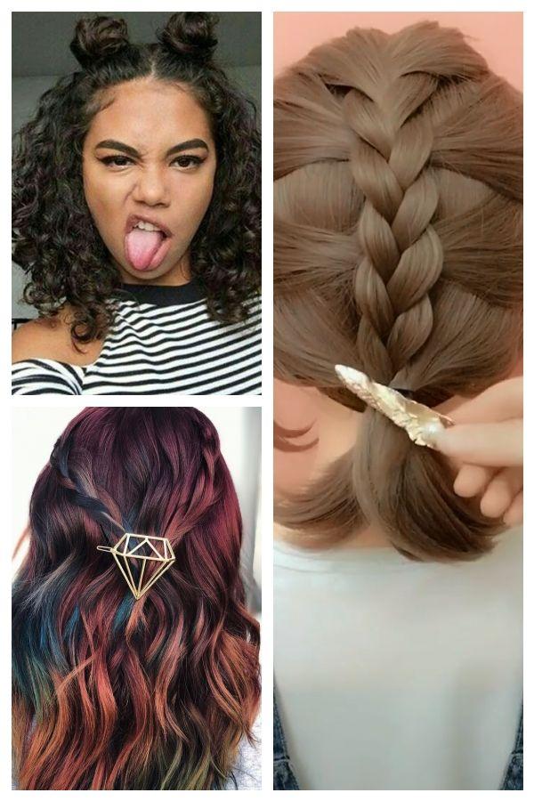 20 Susse Frisuren Fur Kurzes Lockiges Haar Nette Frisuren Fur Haar Krepp Lockigefrisuren Curlyhairstylescabellorizadoc Hair Accessories Hair Beauty