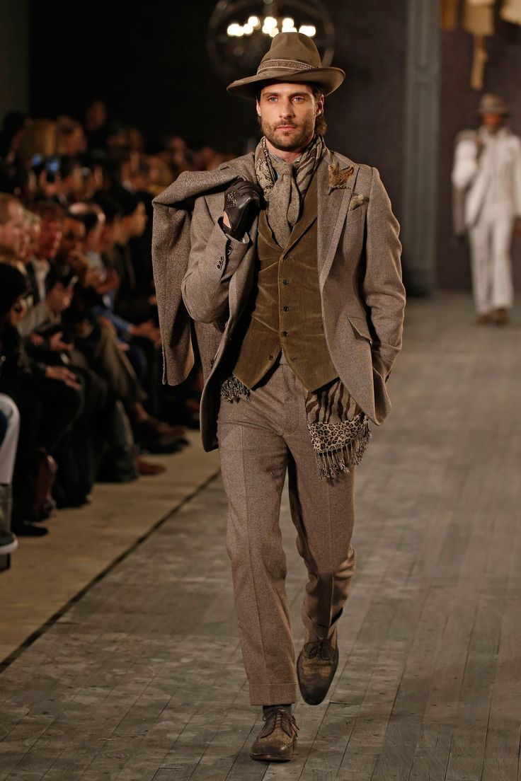 Joseph Abboud Fall 2016 Menswear Fashion Show