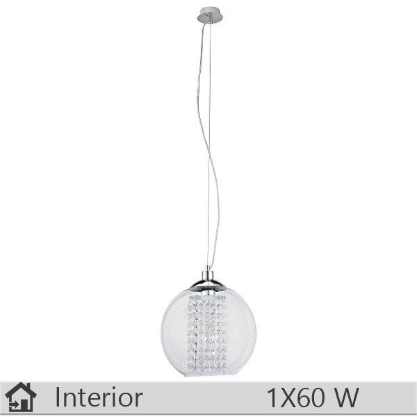 Pendul iluminat decorativ interior Rabalux, gama Aqua, model 2873