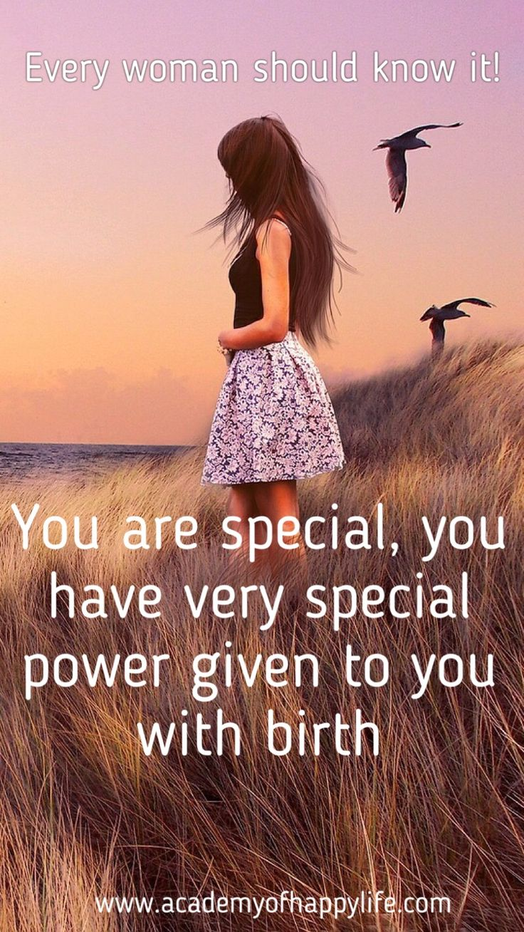 Women's special energuy Every woman radiates with a spcial energy! Be proud to be a woman. You are unique. Every woman is very powerful, she has special energy given to her with birth. Read more about it in this article. Every woman should know this information and help her family and her man to become successful. You can achieve anything you want in life. Learn how to do it.
