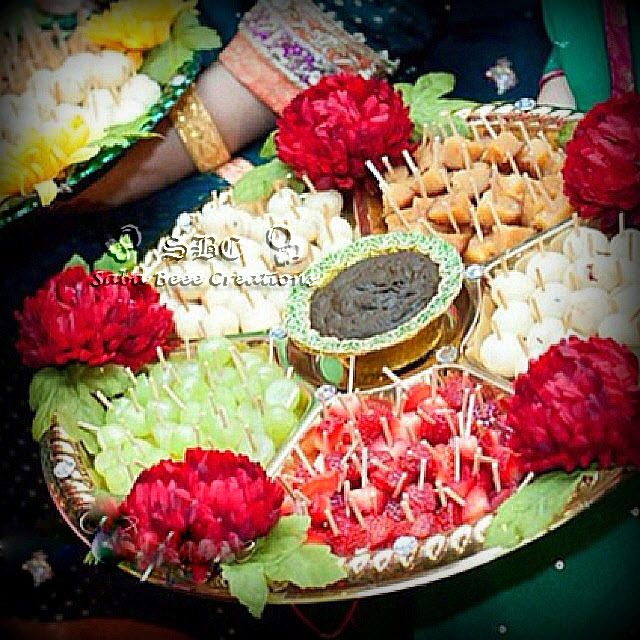 Mehndi Thaal 2018 : Best props for mehndi function images on pinterest