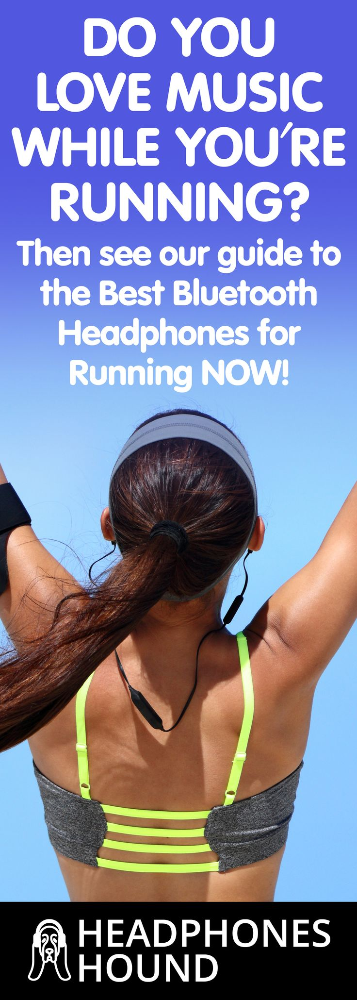 Not sure which are the best Bluetooth headphones to choose for running in 2016? Let us help you! Check out our Top 8 Best Headphones for Running now only at Headphones Hound.