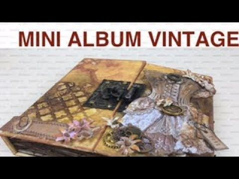 YouTube mini álbum vintage Cristina Radovan