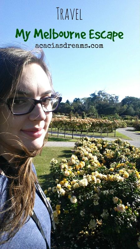 My Melbourne Escape | acaciasdreams.com