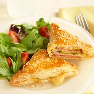 Cuban-Style Turnovers... with a French twist!